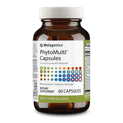 Metagenics - PhytoMulti Capsules